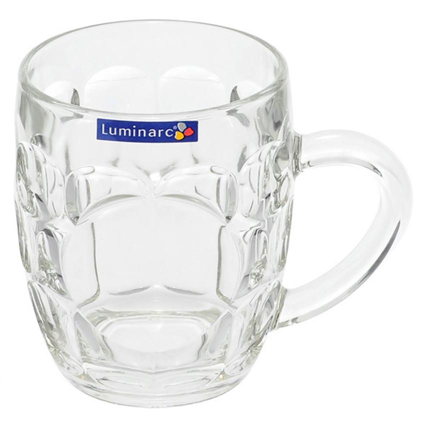Bộ 6 Ly Bia Thủy Tinh Luminarc Britannia 15706 (290ml)