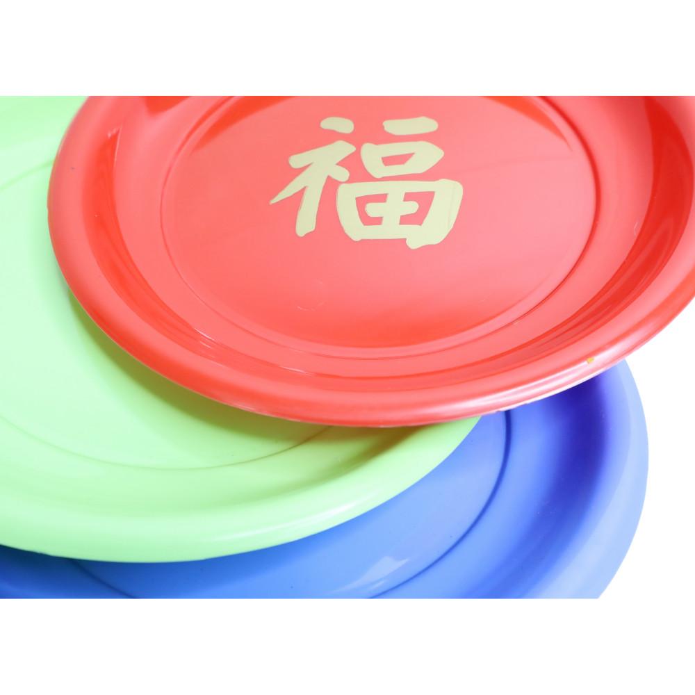 Combo 6 Mâm nhựa tròn 40 cm Chấn Thuận Thành mâm cơm, mâm đặt đồ cúng, bưng bê, bền đẹp hàng Việt Nam chất lượng cao (MT4T20-6) nhiều màu