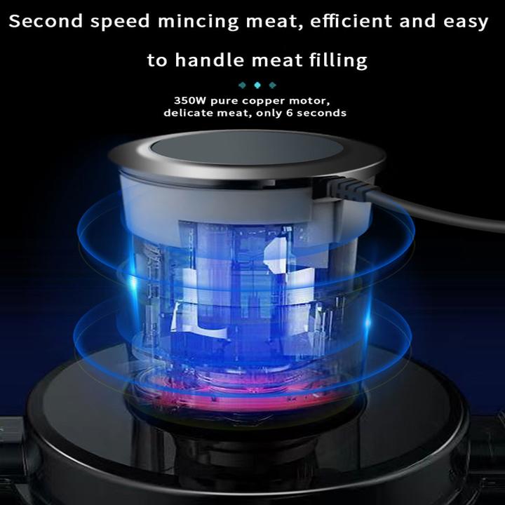 Máy xay thịt, rau củ quả thương hiệu DSP KM4045 - Công suất 350W - HÀNG NHẬP KHẨU