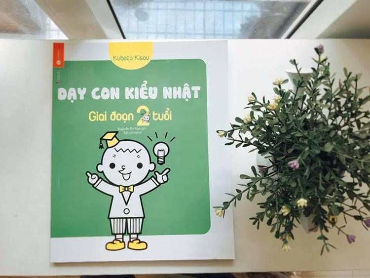 Dạy Con Kiểu Nhật - Giai Đoạn Trẻ 2 Tuổi (Tái Bản)