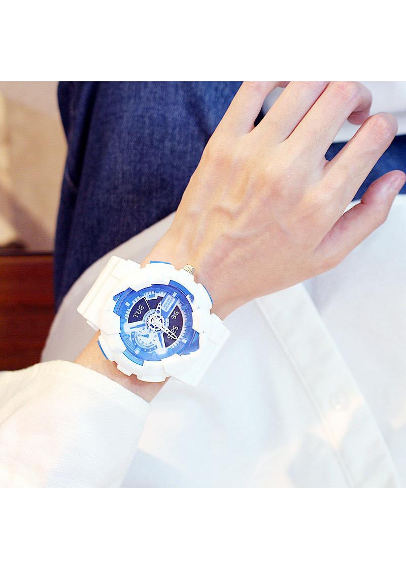 Đồng hồ đeo tay thời trang nam nữ cực đẹp matane DH16