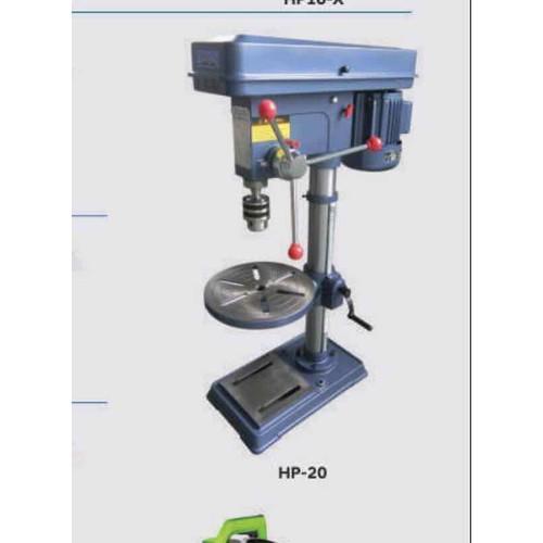 Máy khoan bàn chạy điện Hp-20 750W đầu cặp 20mm