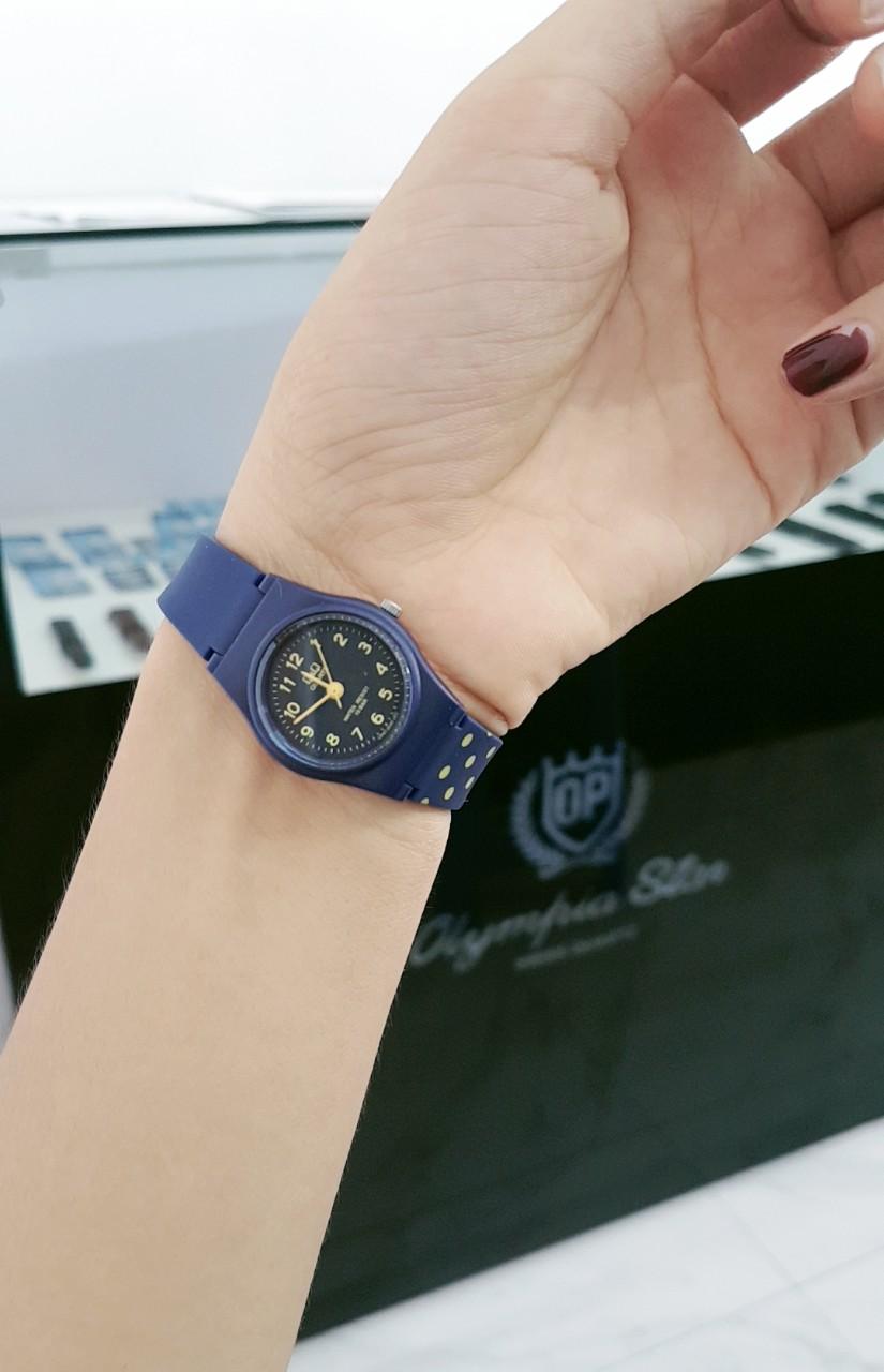 Đồng hồ nữ thời trang Q&Q Citizen VP47J030Y dây nhựa thương hiệu Nhật Bản