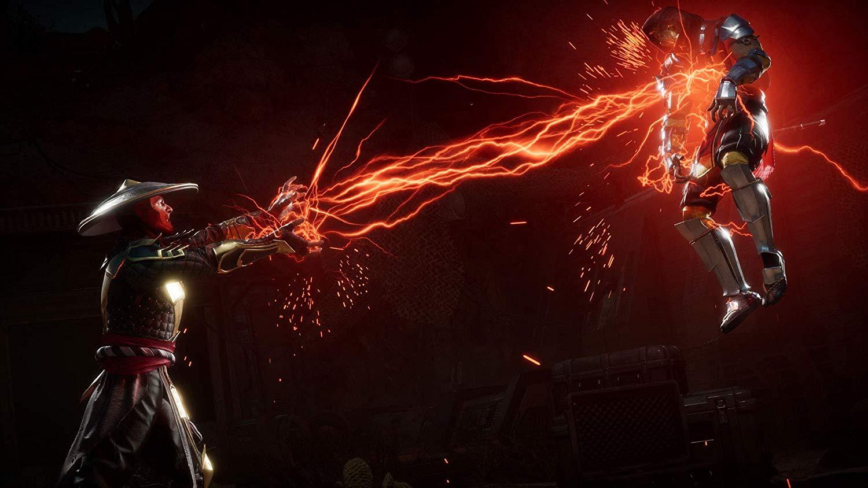 Đĩa Game Mortal Kombat 11 Cho Máy Switch