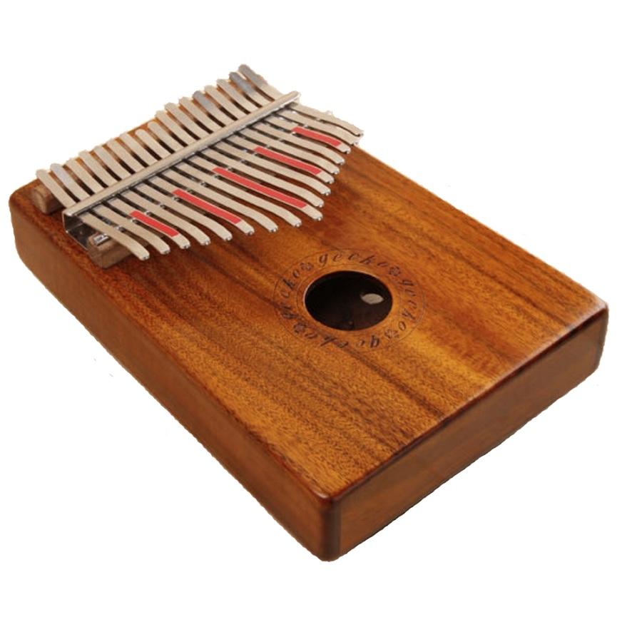 Đàn Kalimba Gecko K17M Gỗ KOA cao cấp 17 phím, Thumb Piano 17 keys