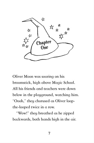 Usborne Oliver Moon and the Dragon Disaster
