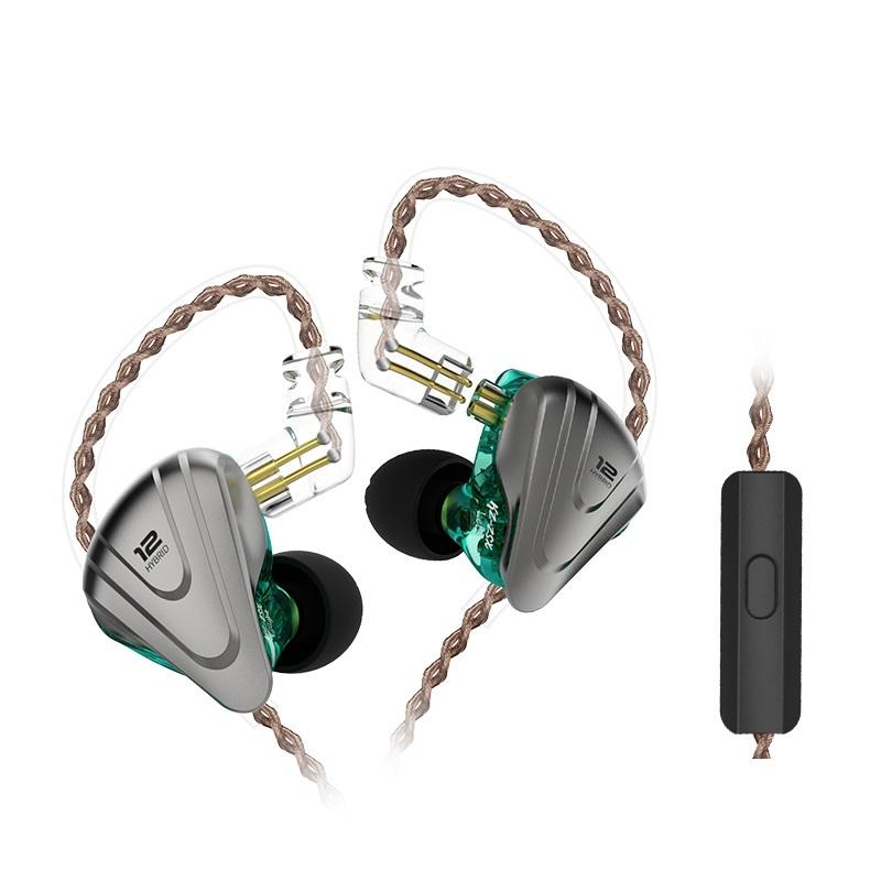 Tai nghe Knowledge Zenith ZSX - 12 Drivers - Nâng cấp KZ ZS10 Pro - Hàng Chính Hãng