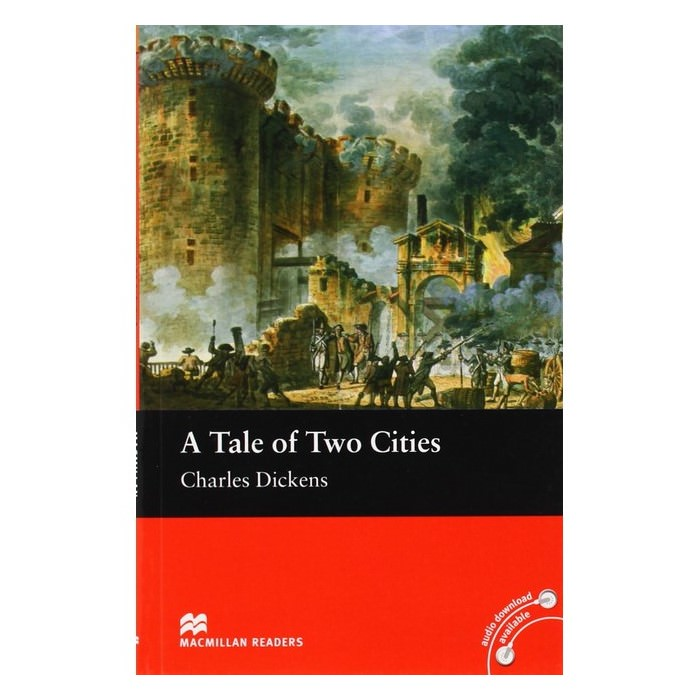 Macmillan Readers: Tale Two Cities Beg