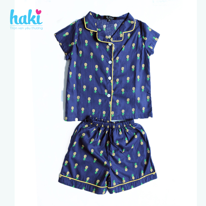 Bộ Pijama cho bé Haki