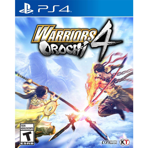 Đĩa game Warriors Orochi 4 cho PS4 - Hàng Nhập Khẩu
