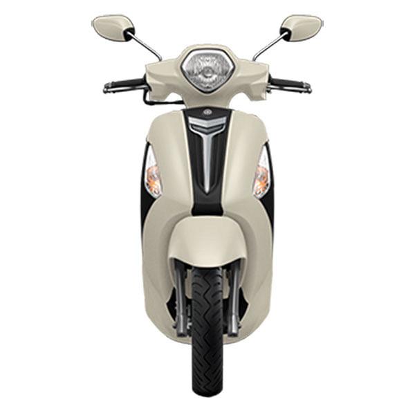 Xe Máy Yamaha Grande Deluxe - Trắng Sữa Tại Cần Thơ