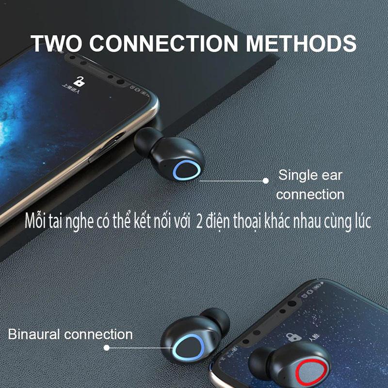 Tai nghe bluetooth F9 V10 Phiên bản mới ( hàng nhâp khẩu )