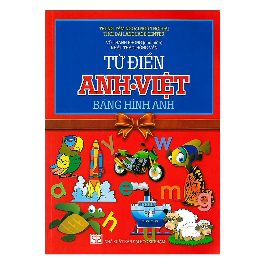 Từ Điển Anh - Việt Bằng Hình Ảnh