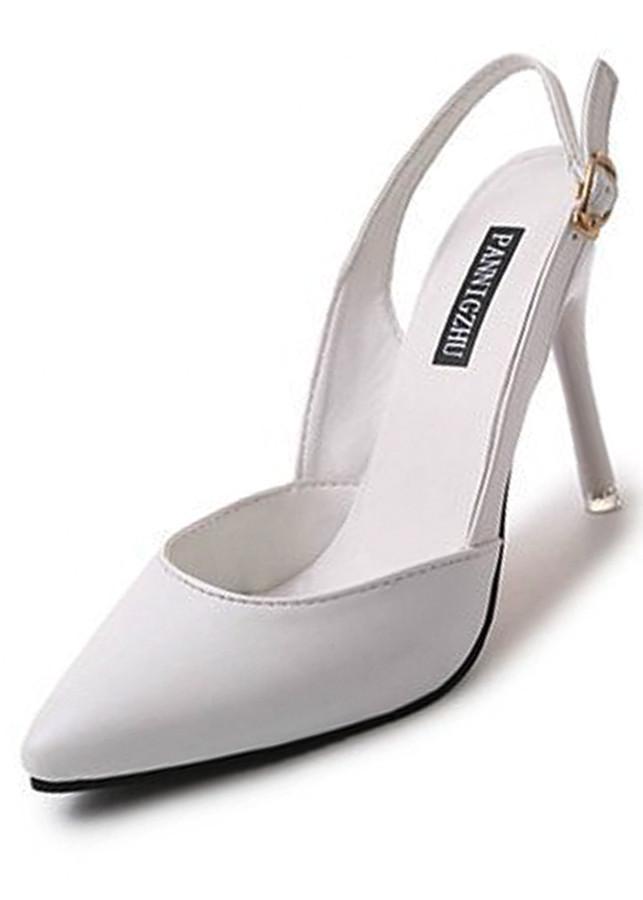 Giày cao gót dáng giày chuẩn quốc tế 0196106