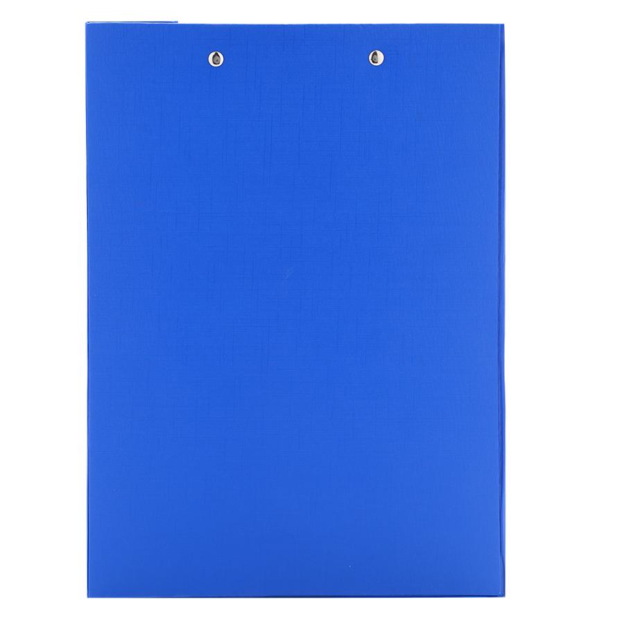 Bìa Trình Ký Kép Flexoffice FO-CB01 (Mặt Si) - Màu Ngẫu Nhiên