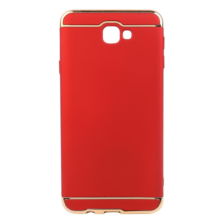 Ốp lưng dành cho Samsung A5 2017A520 ráp 3 mảnh - Màu đỏ