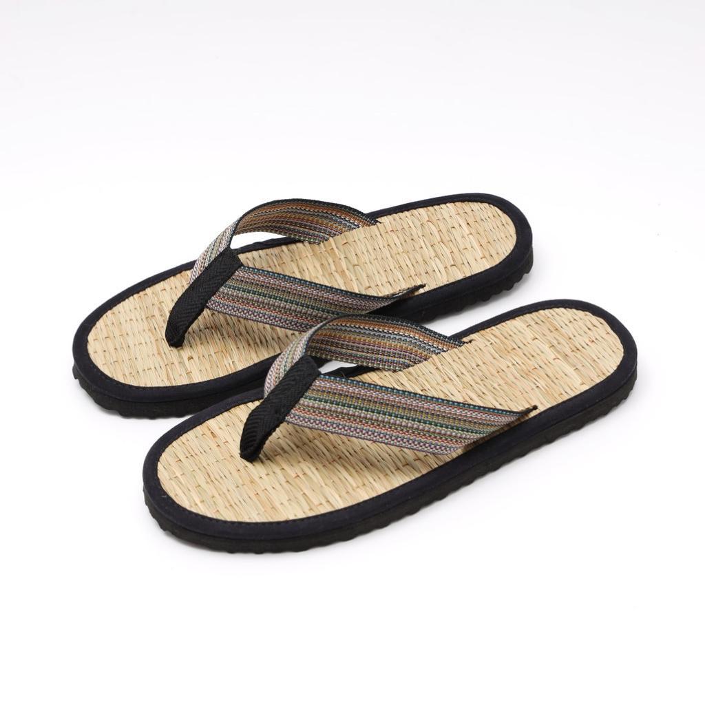 Dép Kẹp Chiếu Tự Nhiên 100% Easy Life Slippers