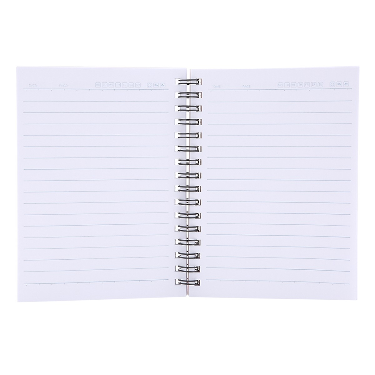 Bộ 3 Sổ Lò Xo Devyt A6 100Tr ĐL 70/92-D1621 - Màu Xanh