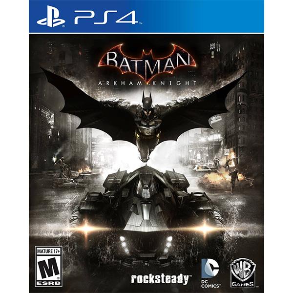 Đĩa game Batman Arkham Knight cho PS4 - Hàng Nhập Khẩu