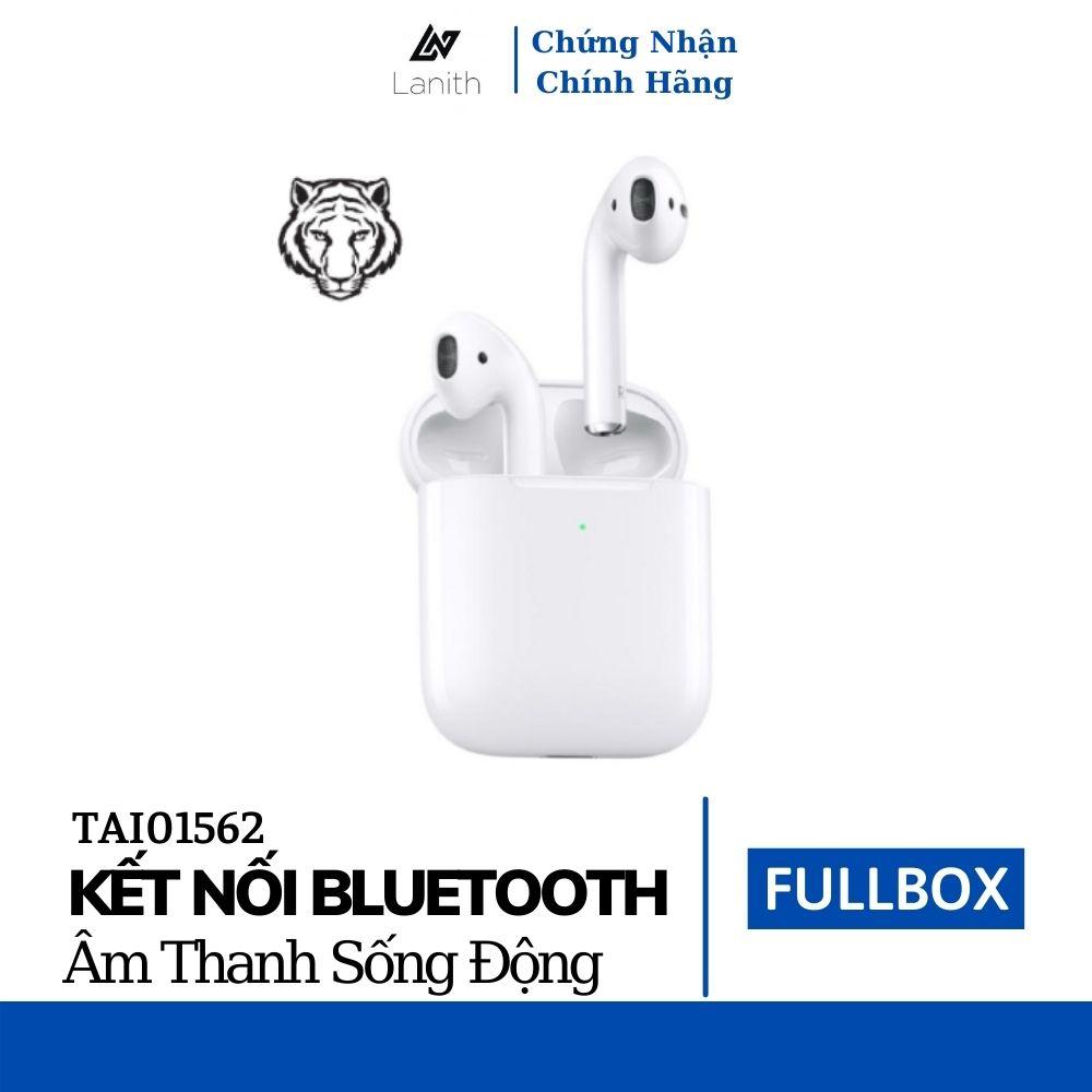 Tai nghe bluetooth Lanith air.pods 2 Hổ Vằn - Cảm biến hồng ngoại tháo tai dừng nhạc, đeo vào tự play - Hàng nhập khẩu – TAI01562