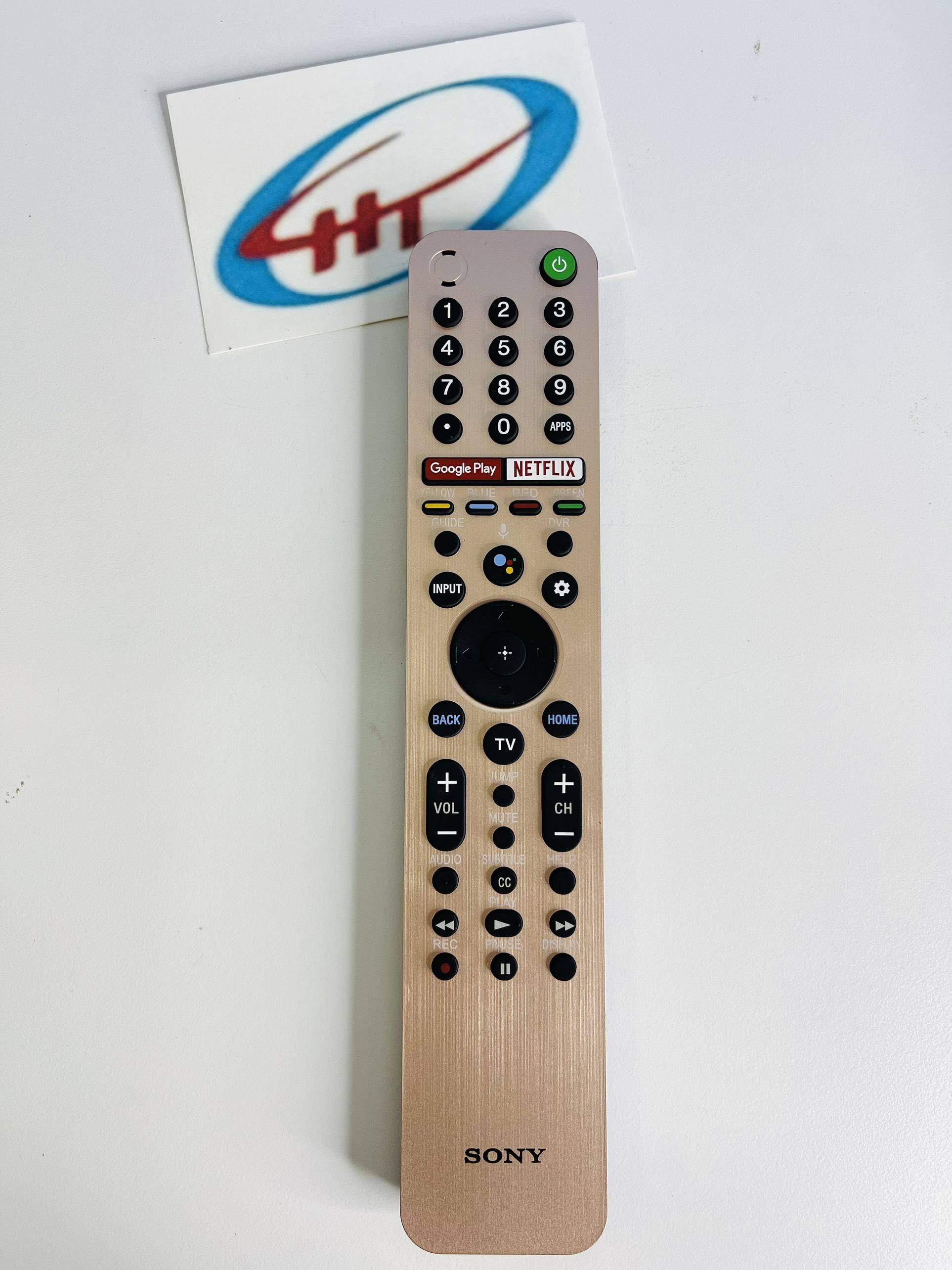 điều khiển tivi sony giọng nói TX 600U voice (SP 1830)