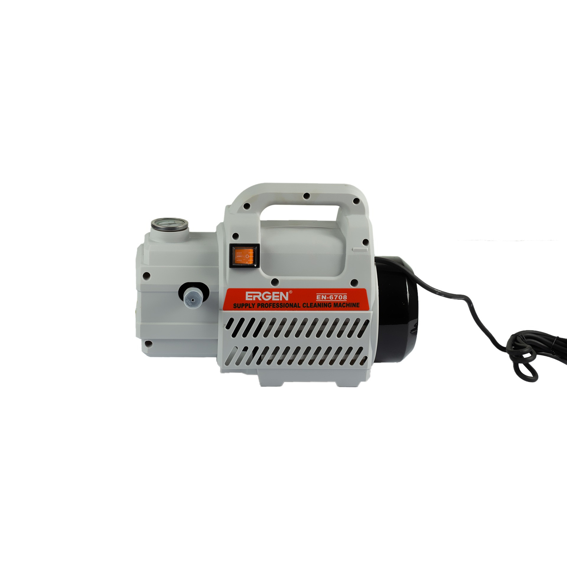 Máy bơm xịt rửa xe áp lực cao EN-6708 máy bơm xịt rửa xe áp lực cao mini +Tặng tua vit 2 đầu + móc khóa kĩ thuật