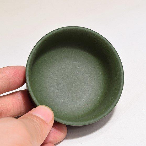 Chén uống trà tử sa sm004 - Lục Sa