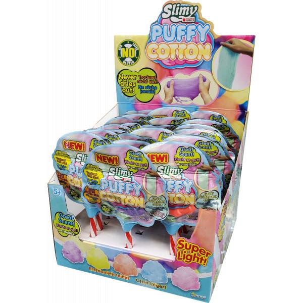 Đồ chơi SLIMY Slime mây kẹo bông gòn-cam 33850/OR
