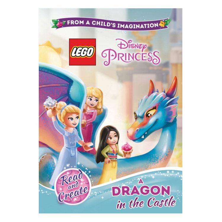 Lego Disney Princess: A Dragon in the Castle