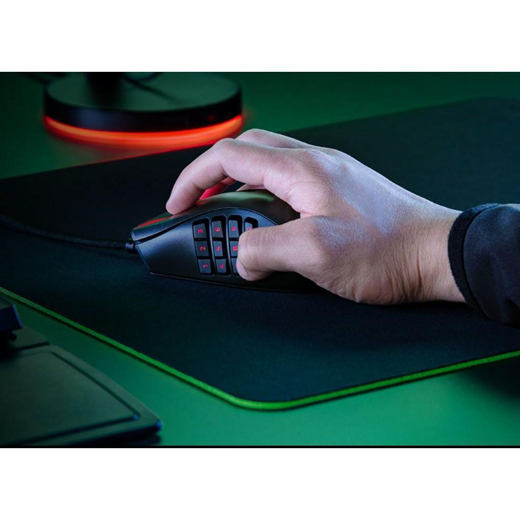 Chuột Razer Naga X Wired MMO (RZ01-03590100-R3M1) - Hàng Chính Hãng