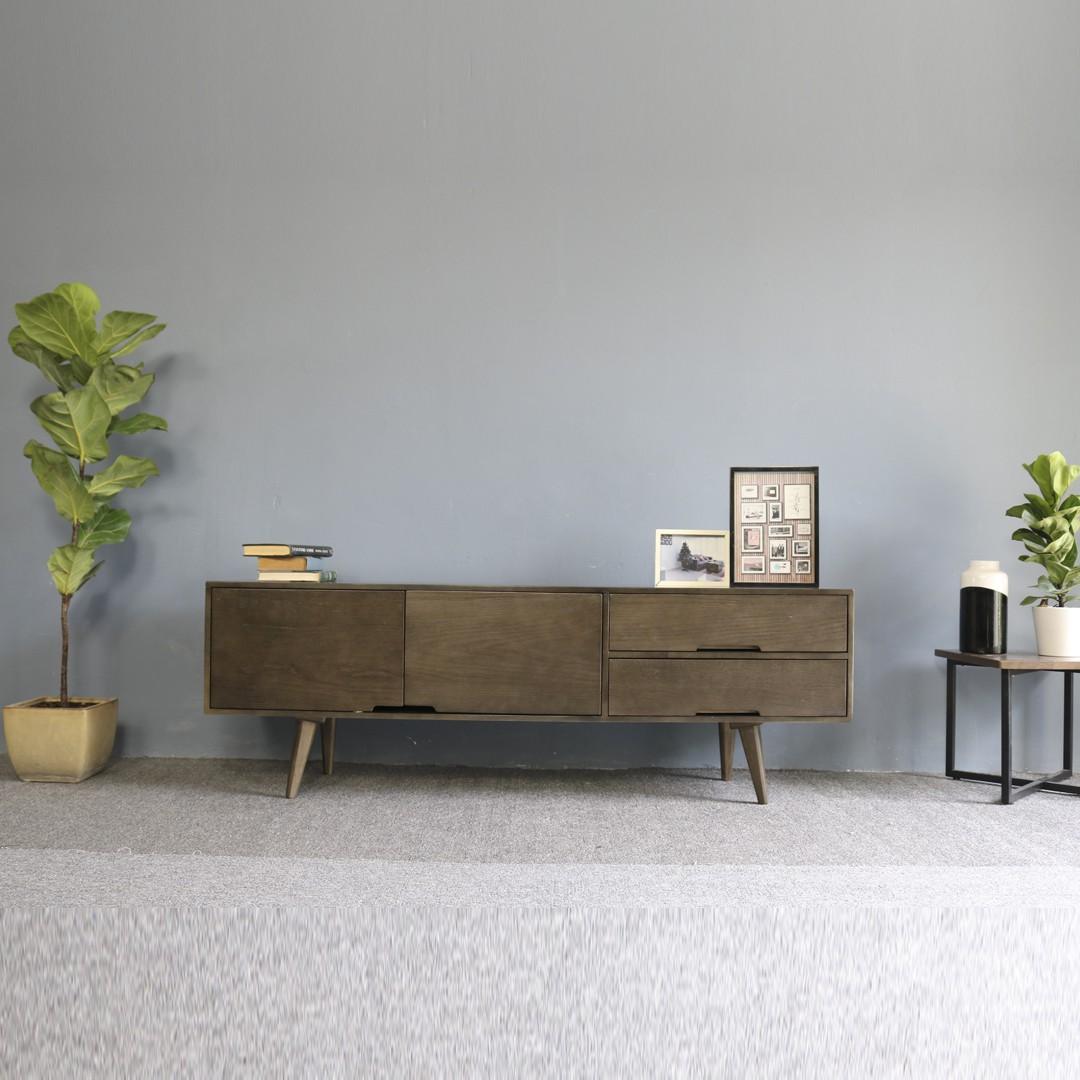 Kệ tivi ALVA - Nội thất gỗ hiện đại thông minh cho căn phòng của bạn