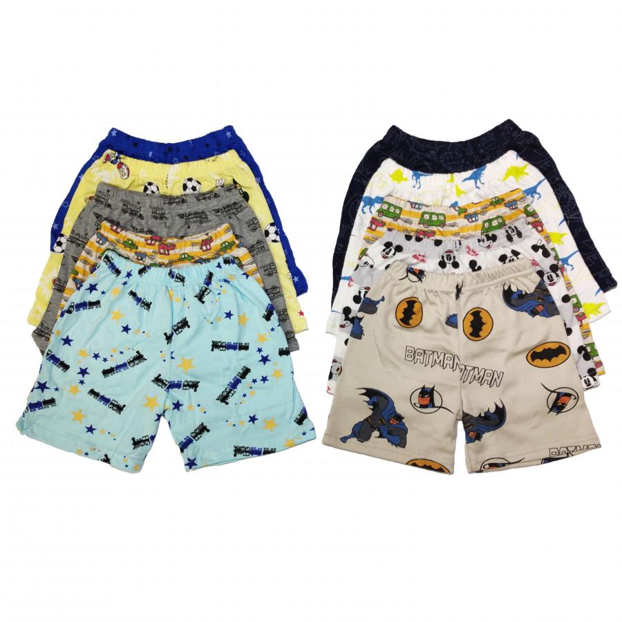 Set 10 quần đùi xuất khẩu cho bé trai siêu đẹp chất lượng