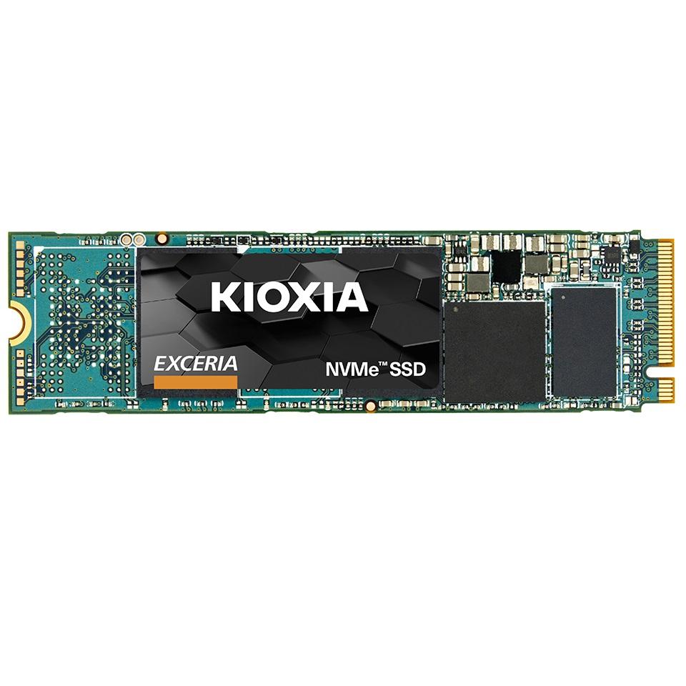 Ổ cứng SSD KIOXIA NVMe M.2 2280 500GB LRC10Z500GG8 - Hàng Chính Hãng