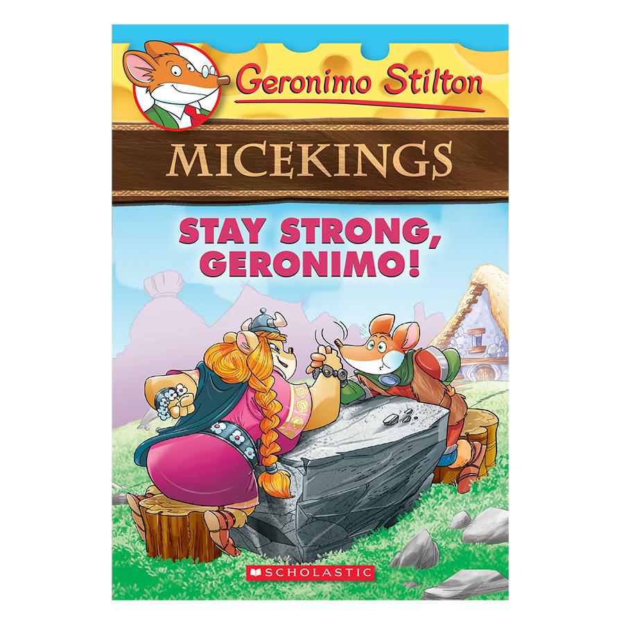Geronimo Stilton MicekinGeronimo Stilton 04: Stay Strong, Geronimo!
