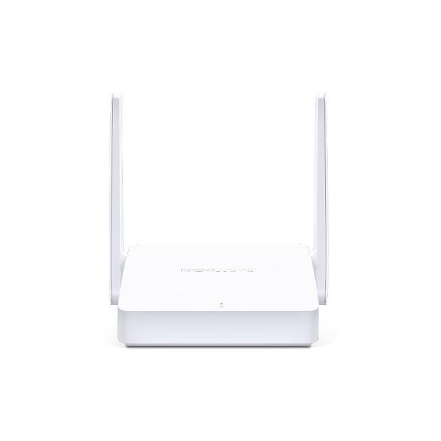 Bộ Phát Wifi Không Dây Mercusys MW301R 02 Angten (Trắng)- Hàng Chính Hãng