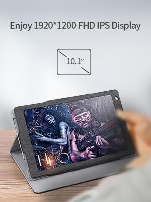 Màn hình Full HD máy tính bảng Vankyo Z10