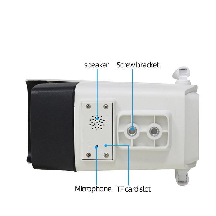 Camera IP Quan Sát Ngoài Trời CareCam 23DK200 2.0Mpx Cố Định Gồm 2 Đèn Hồng Ngoại, 4 Đèn Trắng - Hỗ Trợ Đàm Thoại 2 Chiều - Hú Báo Động - 2 Râu Bắt Wifi Cực Khỏe Nhập Khẩu
