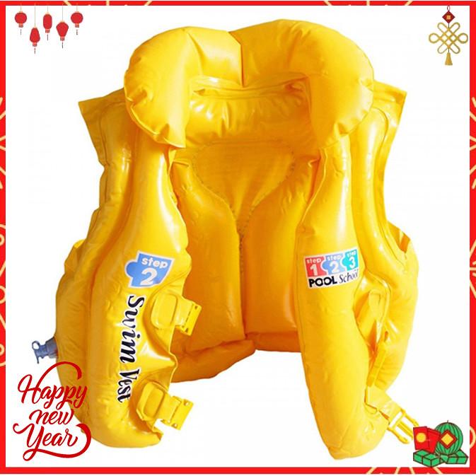 Áo phao tập bơi  Yesure Intex Step 2 tiện dụng dành cho bé 3-6 tuổi<30 kg, chất liệu nhựa PVC màu vàng bắt mắt an toàn cho bé, không thấm nước, dễ dàng vệ sinh - Hàng Chính Hãng - 23497628 , 1461634349429 , 62_16690101 , 232200 , Ao-phao-tap-boi-Yesure-Intex-Step-2-tien-dung-danh-cho-be-3-6-tuoilt30-kg-chat-lieu-nhua-PVC-mau-vang-bat-mat-an-toan-cho-be-khong-tham-nuoc-de-dang-ve-sinh-Hang-Chinh-Hang-62_16690101 , tiki.vn , Áo