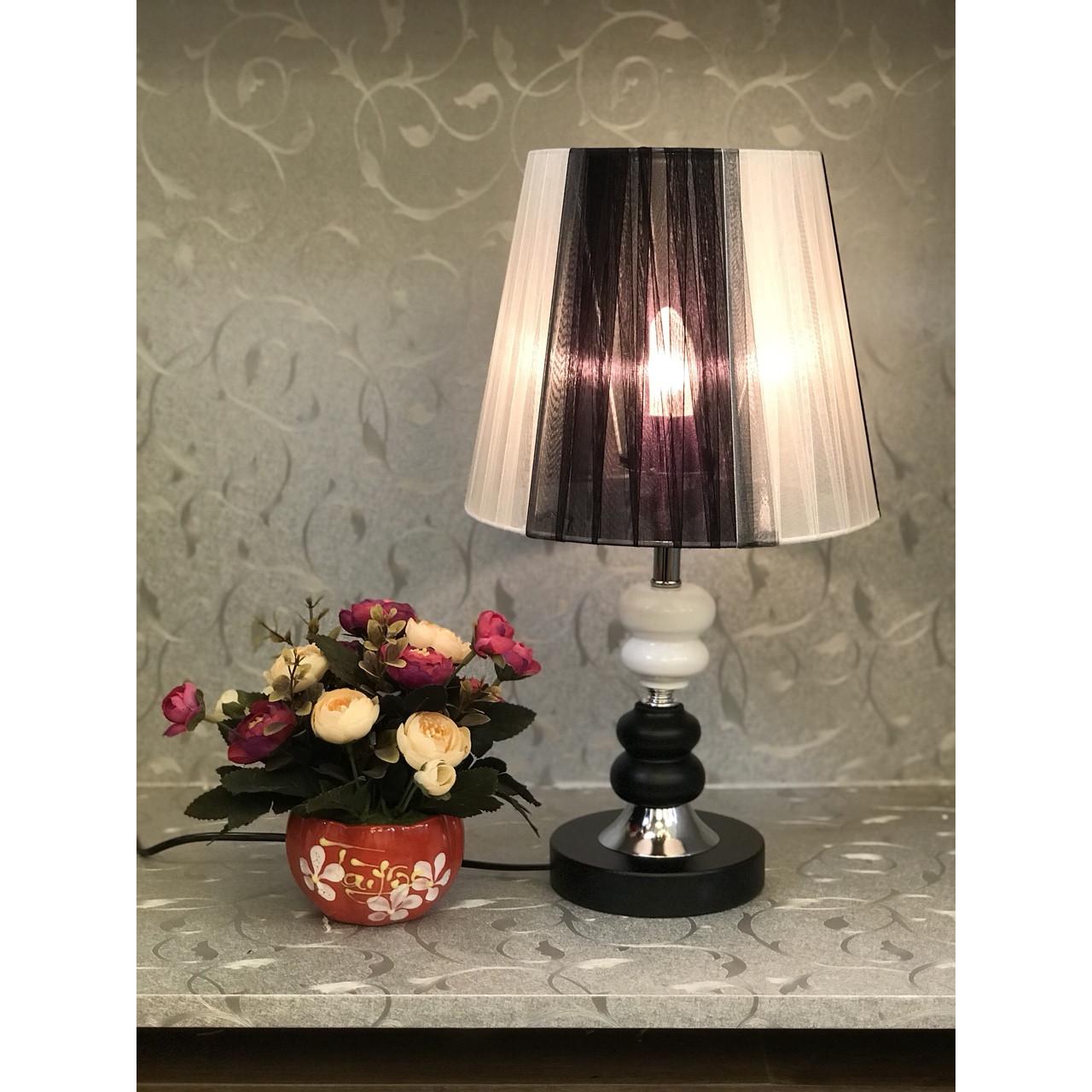 Đèn ngủ gỗ để bàn MB7558