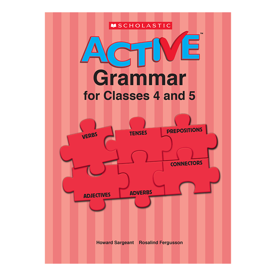 Active Grammar For Classes 4 and 5