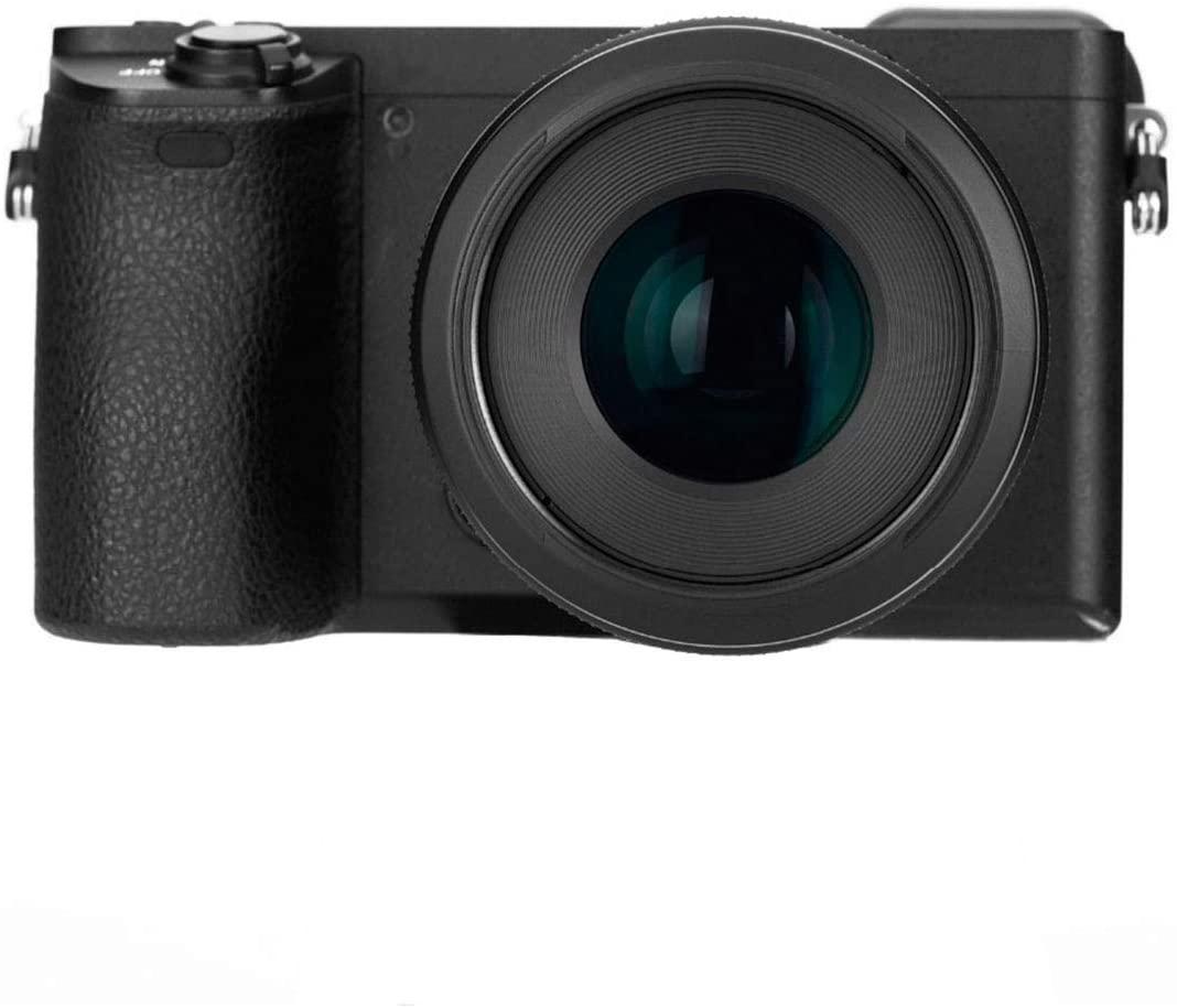 Ống kính Yongnuo 50mm F1.8S DA DSM dành cho Sony Mirroless ngàm E định dạng APS-C AF / MF- Hàng nhập khẩu