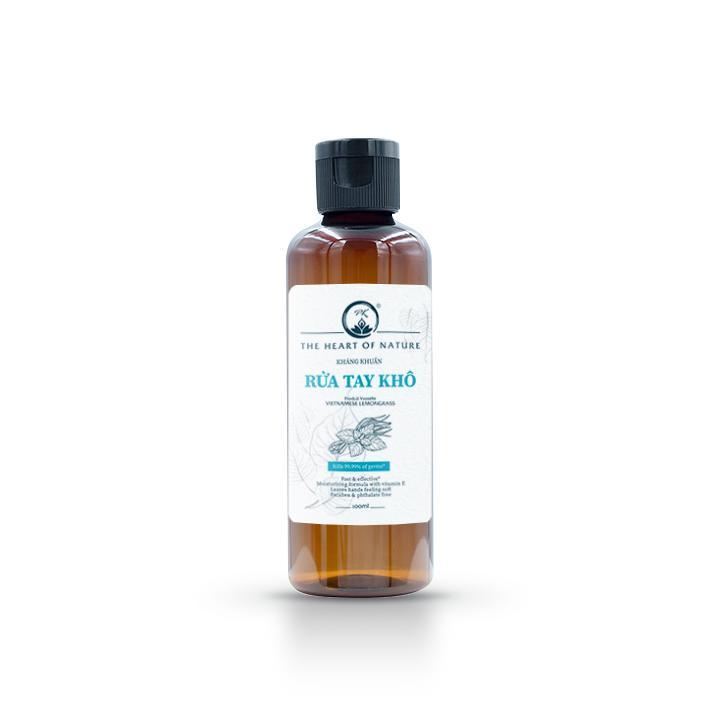 Combo 2 Gel rửa tay khô tinh dầu Cam và Bạc Hà PK 100ML – kết hợp tinh dầu tràm trà, diệt khuẩn 99,9%