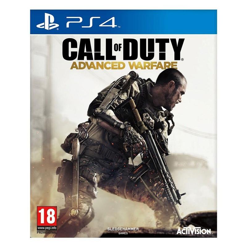 Đĩa Game Ps4: Call Of Duty Advance Warfare - Hàng Nhập Khẩu