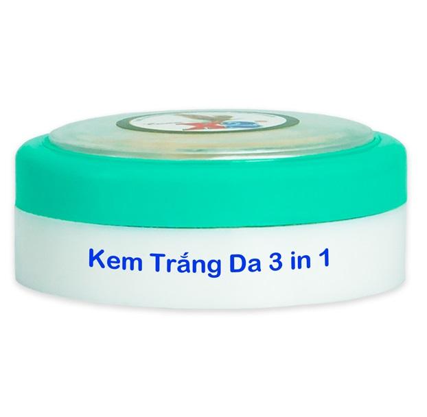 KEM TRẮNG DA 3 IN 1 CREAM X2 5g