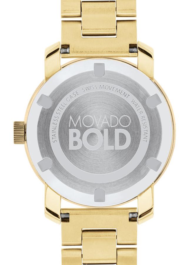 Đồng Hồ Nữ Dây Kim Loại Movado 3600085 (36mm) - Vàng