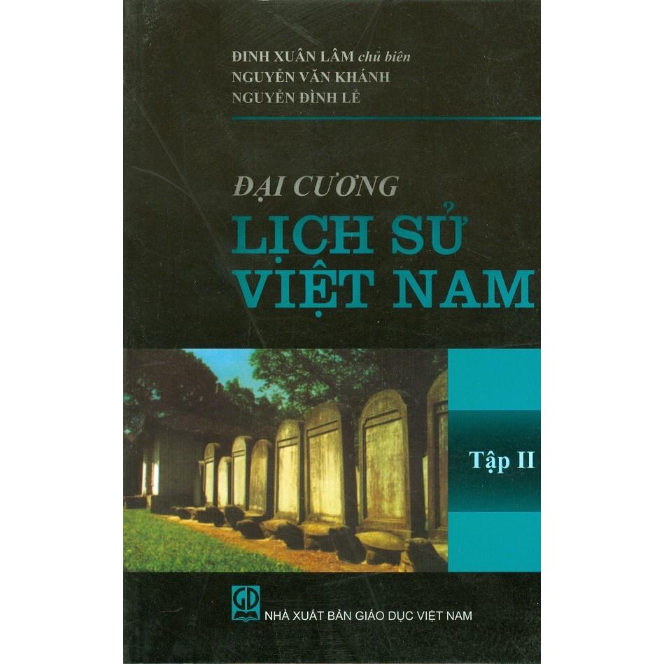Đại Cương Lịch Sử Việt Nam - Tập II