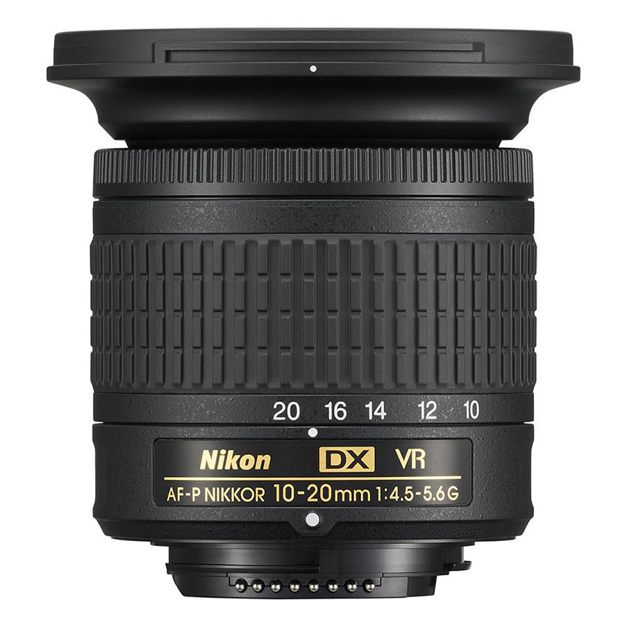 Ống Kính Nikon AF-P DX10-20MM F/4.5-5.6G VR - Hàng Chính Hãng