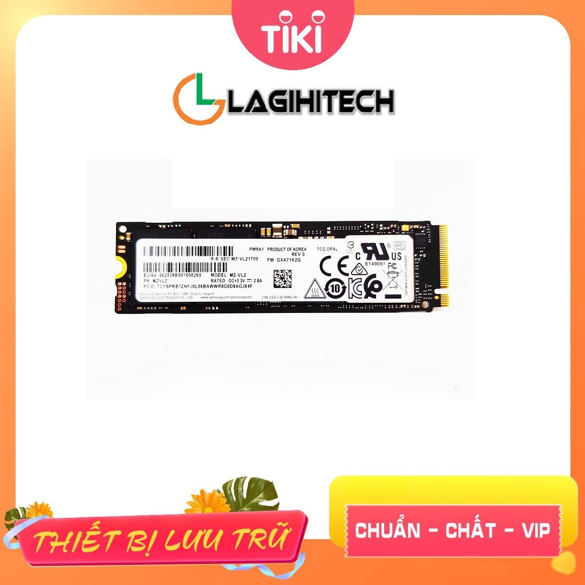 Ổ cứng gắn trong SSD Samsung PM9A1 M2 PCIe 4.0 - Hàng Nhập Khẩu