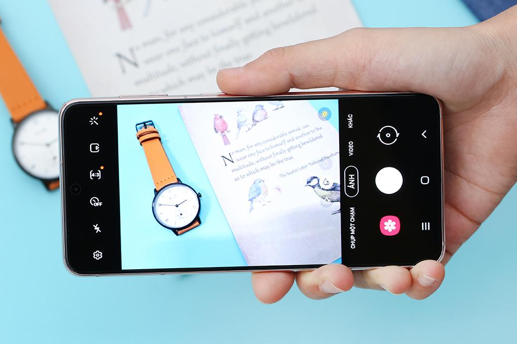 Điện Thoại Samsung Galaxy S21 5G (8GB/128GB) - ĐÃ KÍCH HOẠT ĐIỆN TỬ - Hàng Chính Hãng