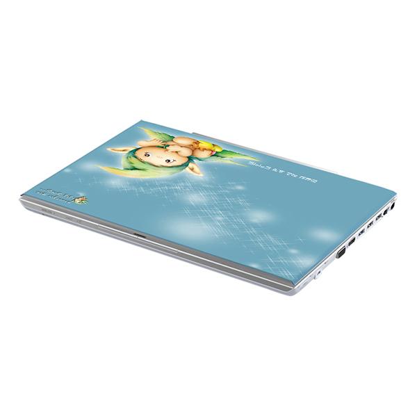 Mẫu Dán Decal Laptop Hoạt Hình Laptop LTHH-180